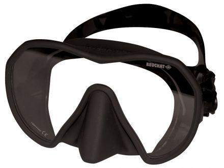 Силиконова маска Beuchat MaxLux S (черна)
