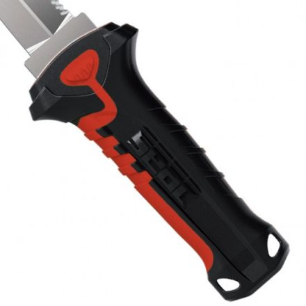 Водолазен нож Seac Sub Katan Daga (червена ивица на дръжката)