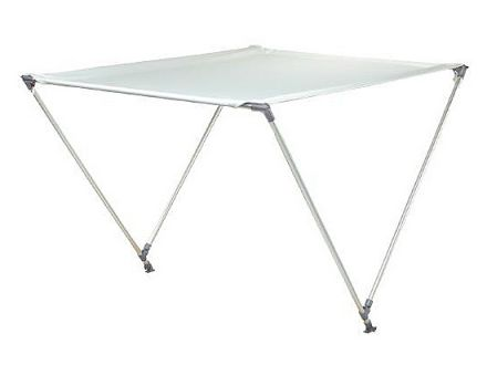 Bimini top 2 frames, gray