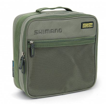 чанта Shimano Olive Large Accessory Case
