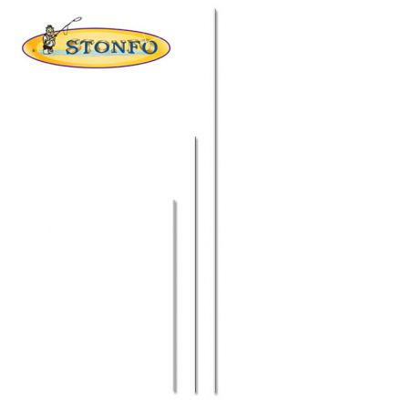 Stonfo Art.428 Stainless steel needle without point 30cm