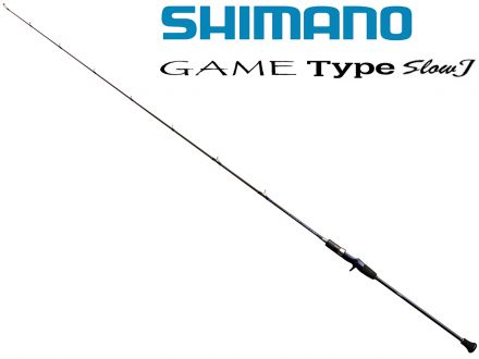 Shimano Game Type Slow Jigging