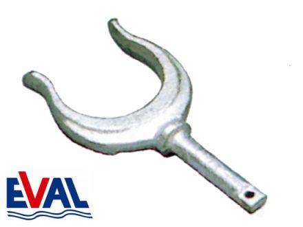 Ключ за гребло поцинкован