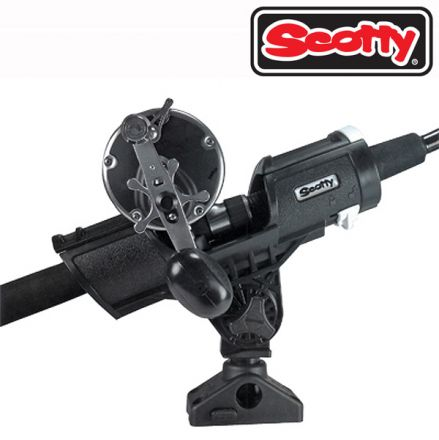 scotty Orca Rod Holder Side/Deck Mount 400