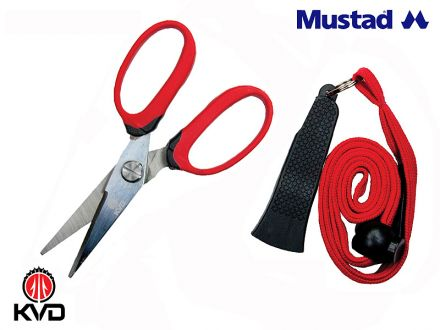 Mustad KVDBCS Super Line Scissors