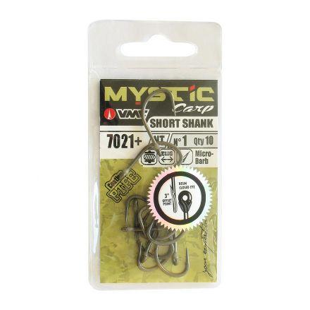 VMC 7021+ Short Shank Specimen NT