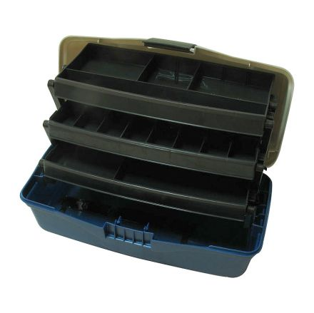 куфар Plastilys BOX-L3P с три рафта