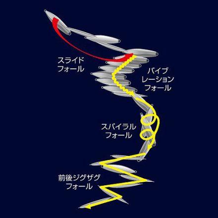 джиг Shimano Stinger Butterfly Wing