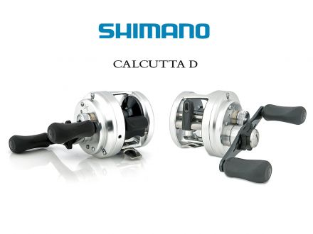 мултипликатор Shimano Calcutta 201D
