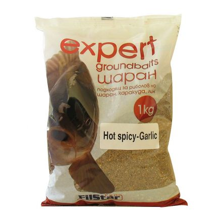 Filstar Carp Hot spicy - Garlic
