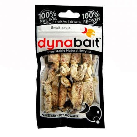 Сушени калмарчета Dynabait Freeze Dried Squids small