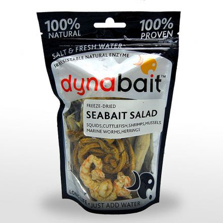 Сушен морски микс Dynabait Freeze Dried Sea Bait Salad
