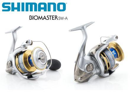 Макара Shimano Biomaster BIO4000SWAXG
