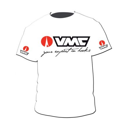 VMC Short-sleeves T-Shirt white