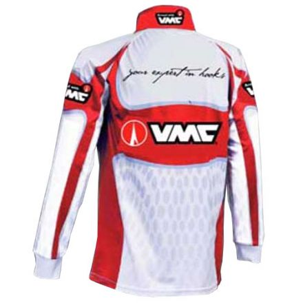 vmc ANTI UV50+ Zip Collar Sunshirt