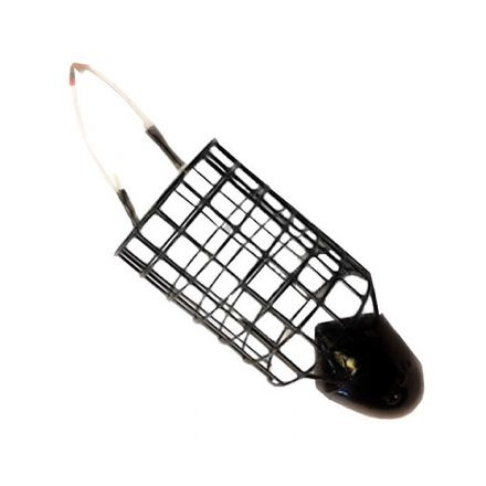 Хранилка Preston Innovations Dutchmaster Black Bullet Feeder Large