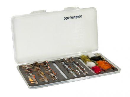 мухарска кутия Snowbee Slimline Fly Box
