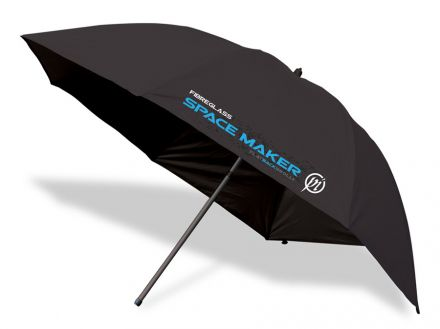 preston Innovations Space Maker Flat Back Brolly