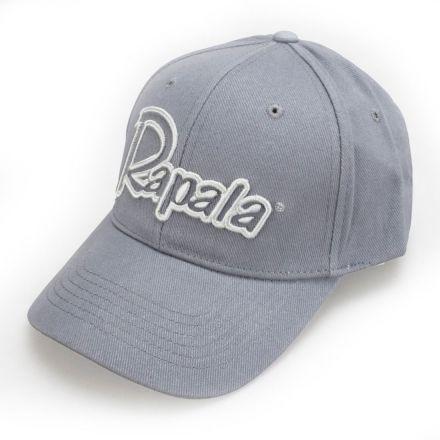 Шапка Rapala с 3D лого (сива)