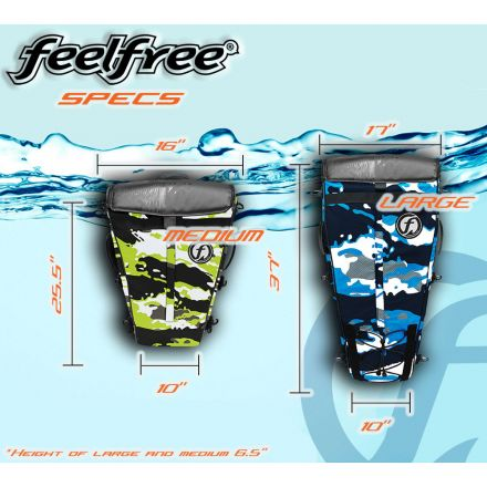 термо чанта за риба Feelfree