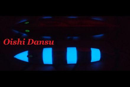 Oishi Dansu Jig Blue Glow
