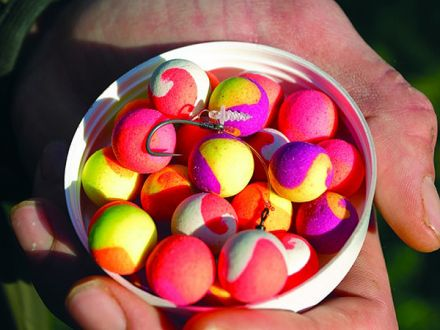 dynamite Baits Fluro Two Tone Pop-Ups