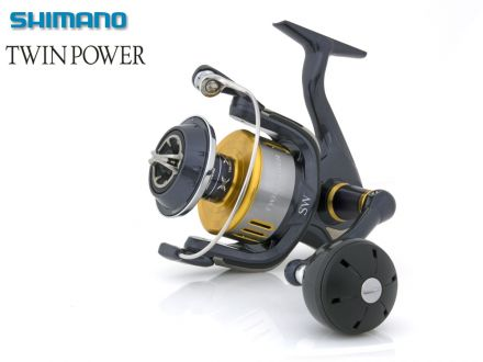 макара Shimano Twin Power SW-B 5000 XG