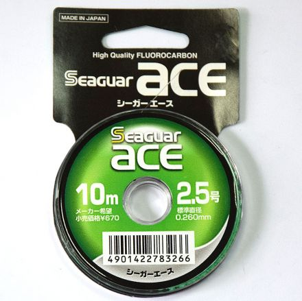 Флуорокарбон Seaguar Ace 10м