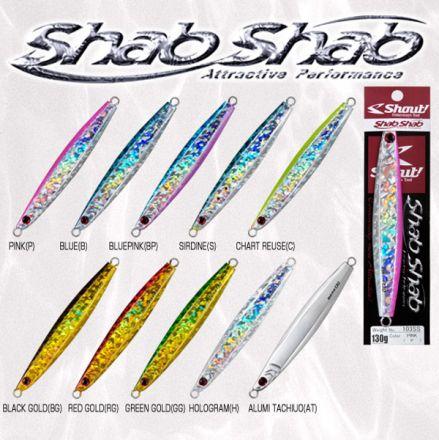 джиг Shout Shab Shab 160 гр