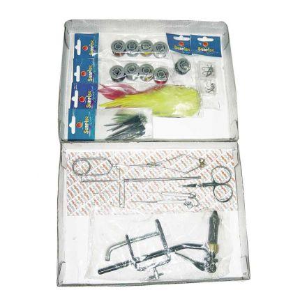 инструменти и материали за мухарски риболов
