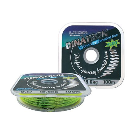 плетено влакно Lazer Dinatron Fluo 100м