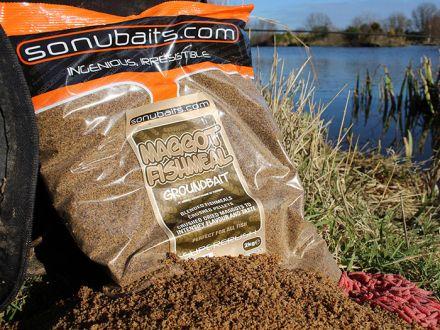 Захранка Sonubaits Maggot Fishmeal