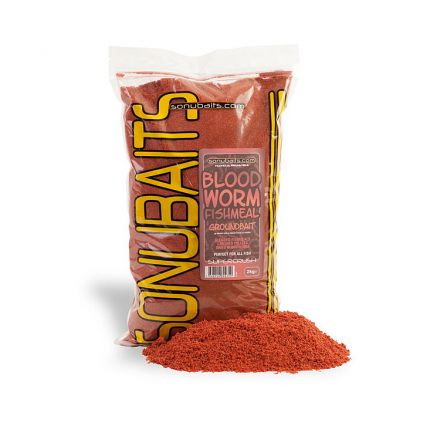 захранка Sonubaits Bloodworm Fishmeal