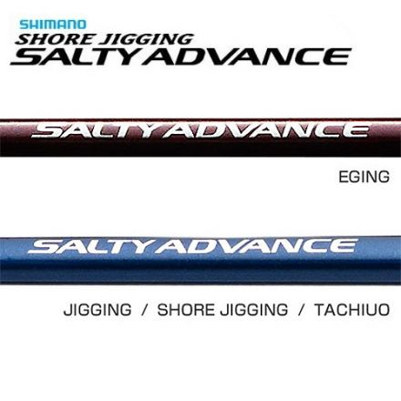 Shimano Salty Advance Shore Jigging S906MH
