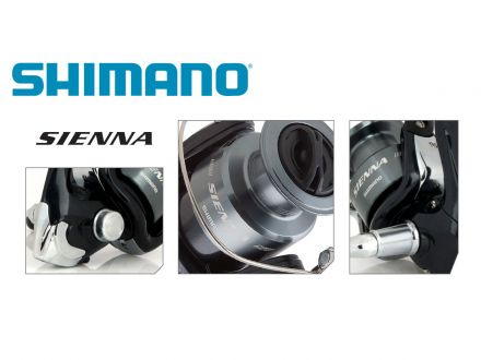 shimano Sienna FE 4000