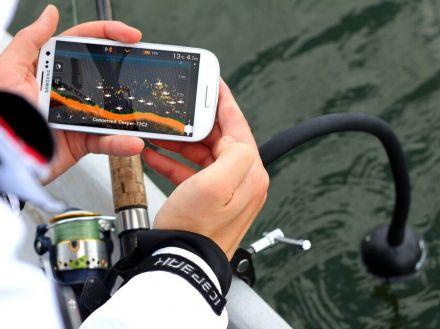 DEEPER Pro+ безжичен мобилен смарт сонар за таблети и смартфони (Wi-Fi+GPS)