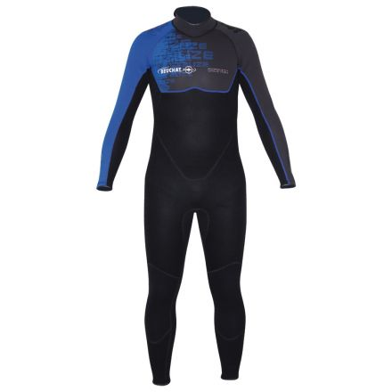 Beuchat Alize Overall Man 3mm New Neoprene Wetsuit