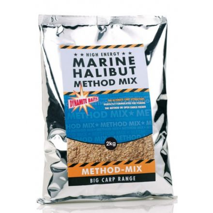 Захранка Dynamite Baits Marine Halibut Method Mix