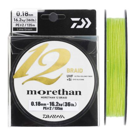 daiwa  Morethan 12 Braid 150