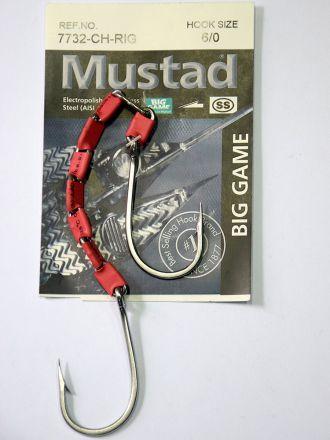 Mustad 7732 CH-Rig Assist Hooks