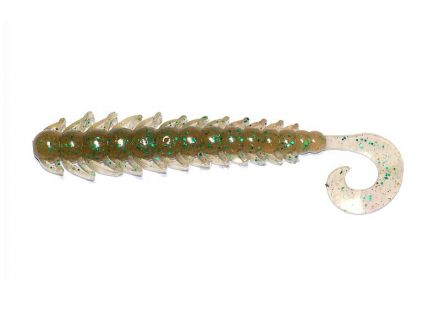 Bait Breath - BUGSY - 124 Cinnamon/Green