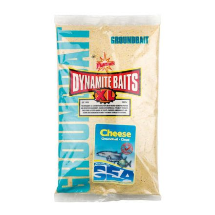 захранка Dynamite Baits Sea Groundbait Cheese Cloud XL900