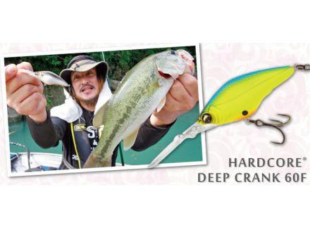 Duel Hardcore Deep Crank 60F F1023