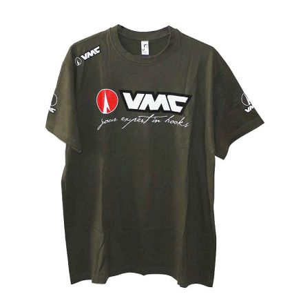 VMC Short-sleeves T-Shirt (dark green)