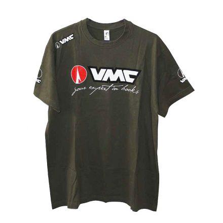Тениска VMC Short-sleeves TSHIRT (т. зелена)