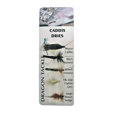 Комплект мухи Caddis Dry Fly