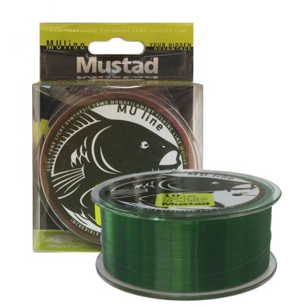 Mustad Carp Line CL001