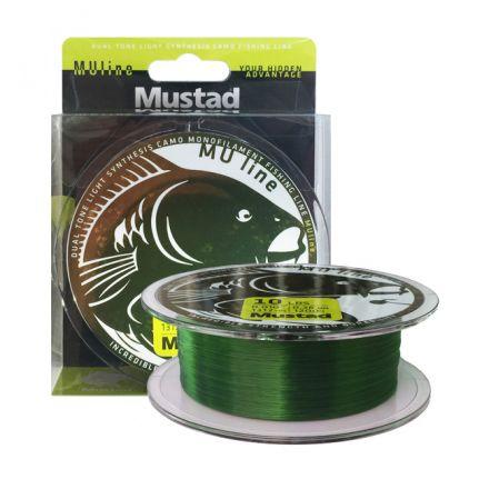 Mustad Carp Line CL002 1200м