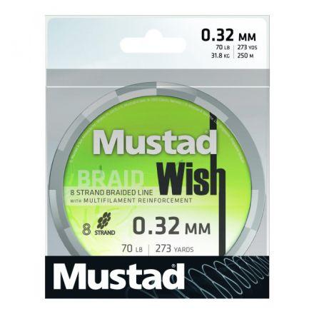 плетено влакно Mustad Wish ML024