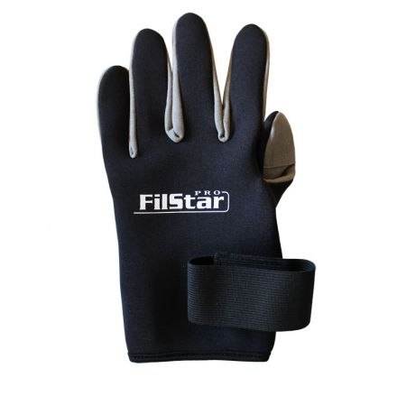 Neoprene fishing gloves FilStar FG005 3mm